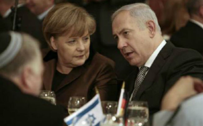Κατ' ιδίαν συνάντηση Μέρκελ- Νετανιάχου στην Ιερουσαλήμ