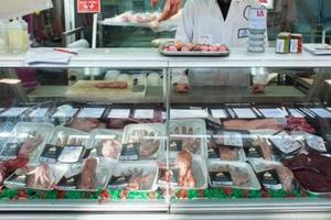 Κατασχέθηκαν 1.054 κιλά κρέατος στον Πειραιά