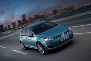 Η έβδομη γενιά του Volkswagen Golf