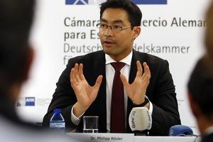 «Η Γερμανία δεν θα εμποδίσει τη διάσωση της Ισπανίας»