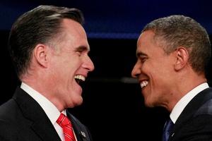 Ανεβαίνουν οι τόνοι μεταξύ Ομπάμα-Ρόμνεϊ