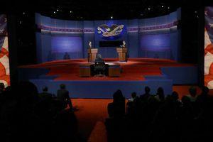 Σάρωσε το προεδρικό debate στο Twitter