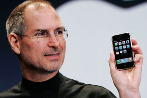 Ο Steve Jobs ίσως έχει σχεδιάσει τα επόμενα δύο iPhones!