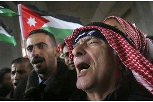 Συνεχίζονται οι διαδηλώσεις στην Ιορδανία
