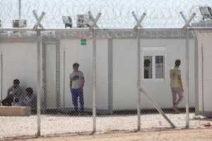 Νέα ευρήματα στο κέντρο κράτησης αλλοδαπών Κορίνθου