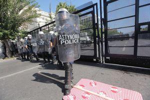 Απαγορεύονται οι συναθροίσεις στο κέντρο της Αθήνας!!!