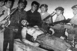 Σαραπέντε χρόνια από την δολοφονία του Ερνέστο Τσε Γκεβάρα