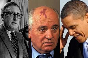 Νομπελίστες Ειρήνης που αμφισβητήθηκαν...