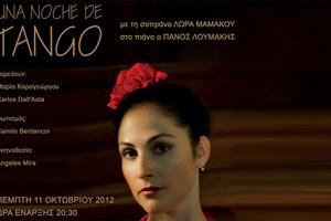 «Una Noche de Tango»