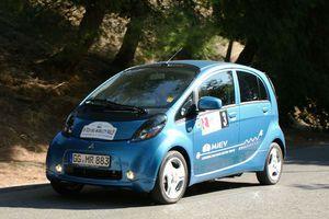 Πρωτιά για το Mitsubishi στο 6ο Hi-tech Mobility Rally 2012