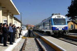 Επαναλειτουργεί η σιδηροδρομική γραμμή Θεσσαλονίκης-Φλώρινας