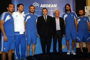 Εθνική και Aegean συνταξιδεύουν για την πρόκριση στο Μουντιάλ!