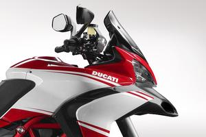 Η πρωτοποριακή Ducati Multistrada 2013
