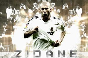 Ο θρύλος των γηπέδων Zinedine Zidane