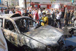 Δυο τραυματίες από ισχυρή έκρηξη στη Δαμασκό
