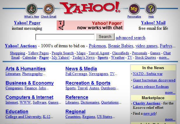 που βγαίνει με κάποιον από το πρωτάθλημα Yahoo σας