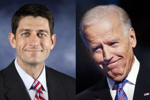 Τετ α τετ των δύο υποψήφιων αντιπροέδρων στις ΗΠΑ