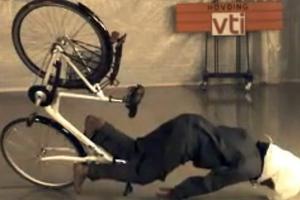 «Αερόσακος» για ποδηλάτες