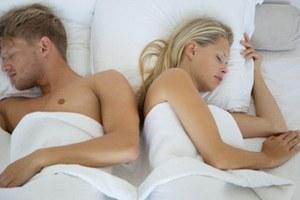 Τέρμα τα χάδια και τα γλυκόλογα στο κρεβάτι