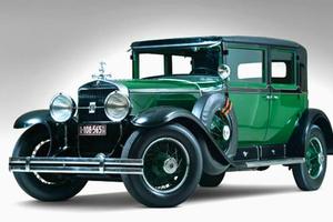 Η θωρακισμένη Cadillac του Capone