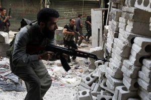 Σφοδρές μάχες στα αεροδρόμια της Συρίας