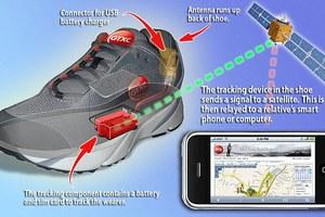 Παπούτσια με GPS για όσους πάσχουν από Αλτσχάιμερ