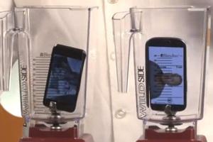 Έβαλαν στο μπλέντερ iPhone 5 και Galaxy S3!