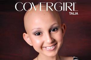 H 13χρονη καρκινοπαθής που δίνει μαθήματα ζωής