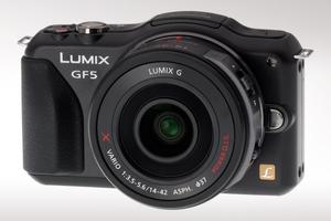 Τα νέα μοντέλα GF5 και GX1 της Panasonic