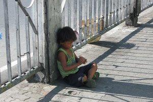«Τα παιδιά πεινάνε και στις πλούσιες χώρες»