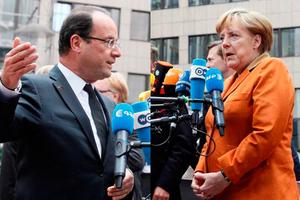 Γαλλογερμανικός συμβιβασμός για την τραπεζική εποπτεία