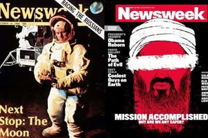 Τα συγκλονιστικότερα εξώφυλλα του «Newsweek»
