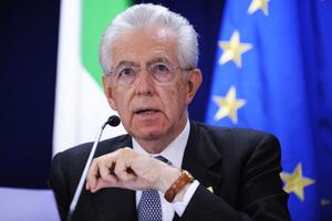 Ο Μόντι επικεφαλής της Ομάδας Εργασίας Υψηλού Επιπέδου της Ε.Ε.