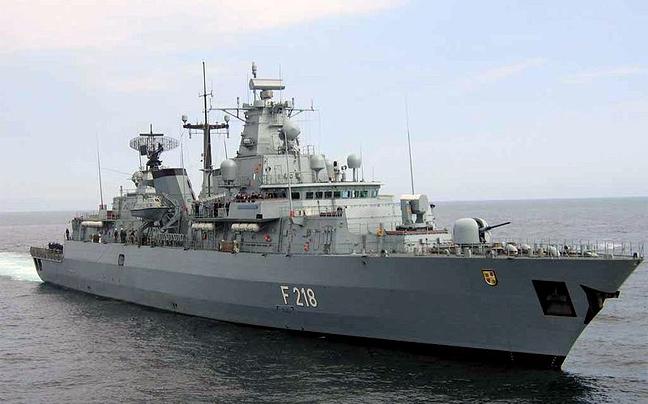 Κινήσεις πολεμικών πλοίων στη σούδα