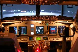 Εξομοιωτής πτήσης... χολιγουντιανών διαστάσεων