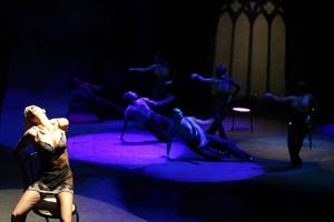 «Tango Seduccion» στο θέατρο Badminton