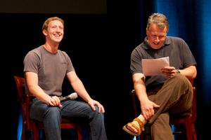 Για το μέλλον του Facebook μίλησε ο Zuckerberg