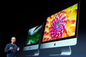 Παρουσιάστηκε η νέα γενιά iMac