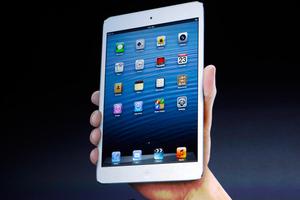 Τα τεχνικά χαρακτηριστικά του iPad Mini