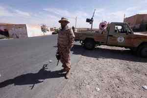Ο υπουργός Εσωτερικών της Λιβύης γλίτωσε από απόπειρα δολοφονίας