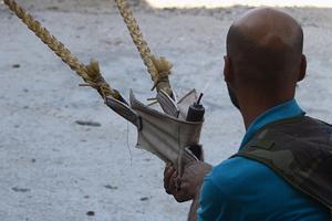 Τα αυτοσχέδια όπλα των Σύρων εξεγερμένων