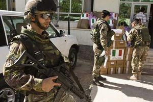 Αφγανός αστυνομικός κατελήφθη από αμόκ