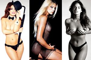 Διάσημες που τα «πέταξαν» για το Playboy