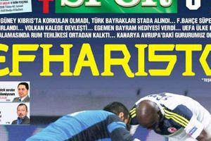 «Efharisto» από τους Τούρκους σε ΑΕΛ