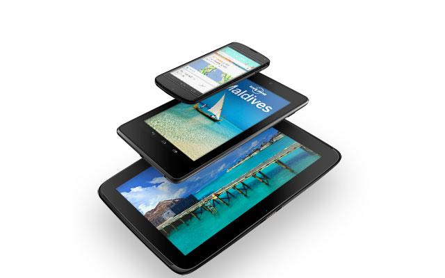 Αυτές είναι οι νέες συσκευές της Google Nexus-devices
