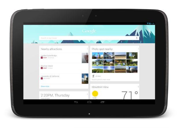 Αυτές είναι οι νέες συσκευές της Google Nexus10-2