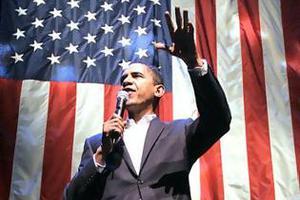 Ομπάμα ψηφίζει το Economist
