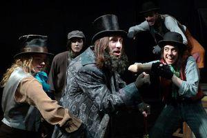 «Όλιβερ Τουίστ» στο Θέατρο Τέχνης Κάρολος Κουν