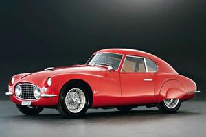Η κλασική FIAT 1 Berlinetta του 1953