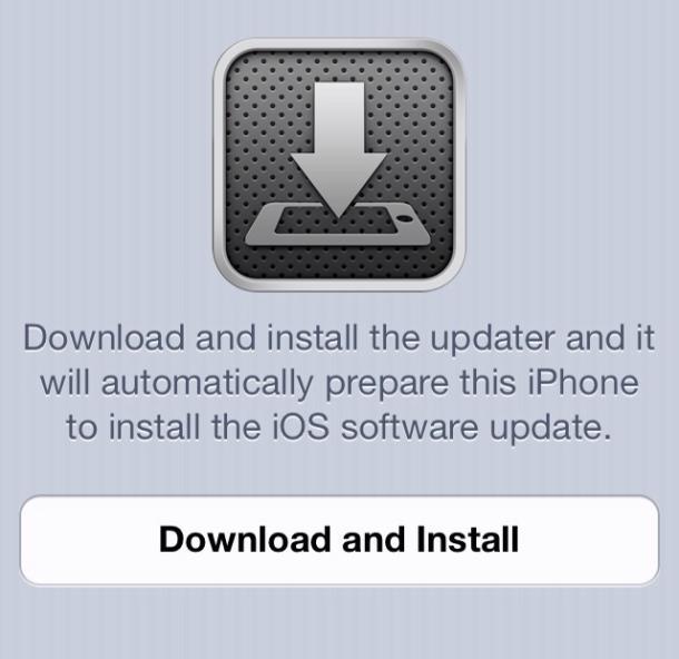 Η Apple κυκλοφόρησε ενημέρωση του iOS 6 Ios6update2